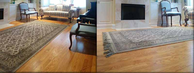 Hardwood Flooring Maintenance Buffing Recoating