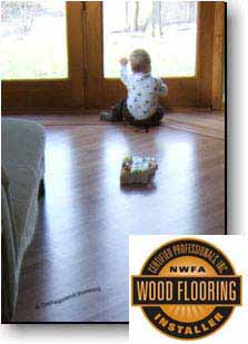 Certified Professional Wood Flooring Installer