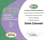 Certified Flooring Professional